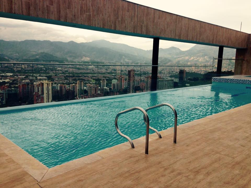 Our Swimming Pool, Medellin
