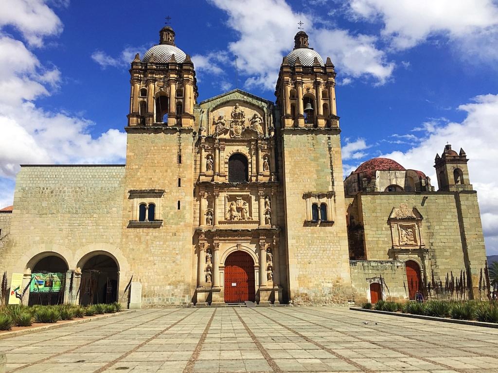Church of Santo Domingo de Guzmán_oaxaca