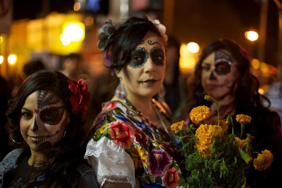 Dia_de_los_Muertos Day of dead Mexico