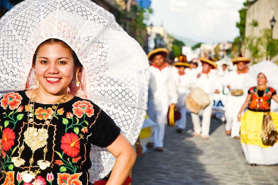6 Mexican Festivals La Guelaguetza oaxaca