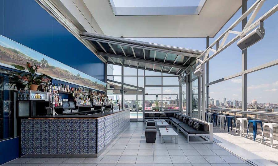 Rooftop Bar New York Zerzura The Press Lounge