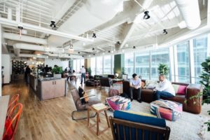 WeWork New York Coworking Space