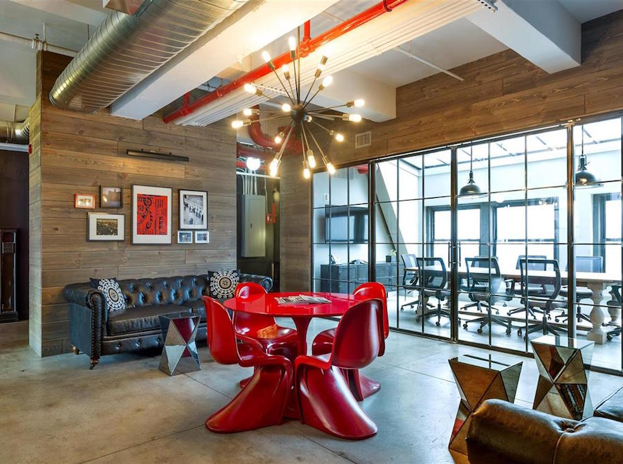New York Coworking Spaces - Workhouse New York