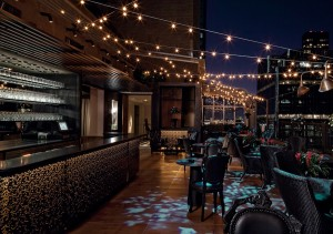 Rooftop Bars New York-Upstairs at the Kimberly