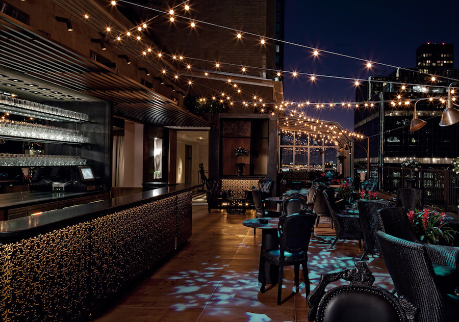 Top Five Rooftop Bars In New York The Independent Nomad