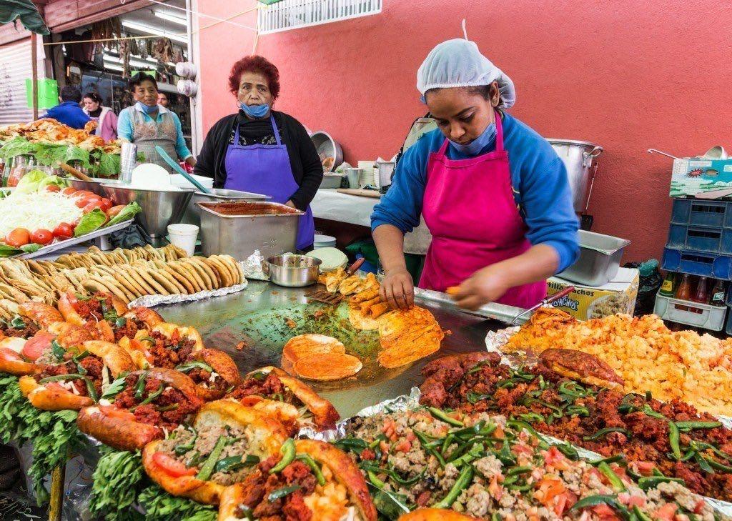 Best Mexican Food In Old San Juan